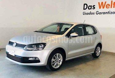 Foto venta Auto usado Volkswagen Polo 1.6L Base 5P (2018) color Plata precio $210,000