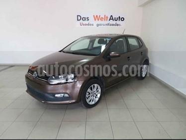 Foto venta Auto usado Volkswagen Polo 1.6L Base 5P (2018) color Marron precio $186,750