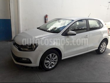 Foto venta Auto usado Volkswagen Polo 1.6L Base 5P (2018) color Blanco precio $179,000