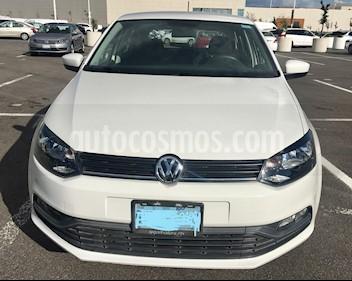Foto Volkswagen Polo 1.6L Base 5P usado (2015) color Blanco precio $155,000