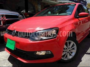Foto venta Auto usado Volkswagen Polo 1.6L Base 5P (2018) color Rojo precio $176,900