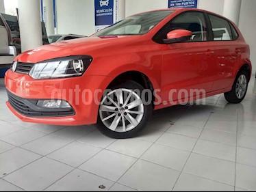Foto venta Auto usado Volkswagen Polo 1.6L Base 5P (2018) color Rojo precio $162,900