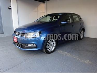 Foto venta Auto usado Volkswagen Polo 1.6L Comfortline 4P  (2018) color Azul precio $198,000