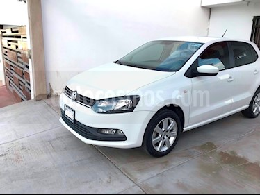 Volkswagen Polo 1.6L Comfortline 4P  usado (2015) color Blanco precio $135,000