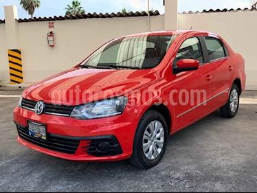 Volkswagen Polo 1.6L Comfortline 4P  usado (2018) color Rojo precio $154,900