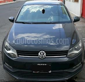 Volkswagen Polo 1.6L Comfortline 4P  usado (2017) color Gris precio $162,500