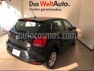 Foto venta Auto Seminuevo Volkswagen Polo 1.6L Comfortline 5P (2018) color Negro Profundo