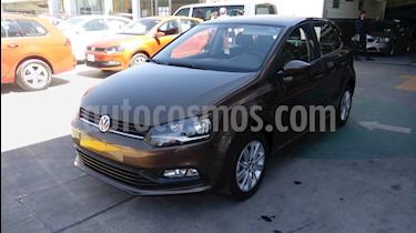 Foto venta Auto usado Volkswagen Polo 1.6L Comfortline 5P (2018) color Marron