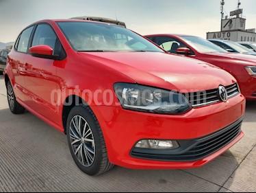 Foto venta Auto usado Volkswagen Polo 1.6L Comfortline 5P (2018) color Rojo precio $204,000