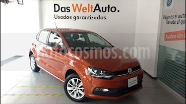 Foto venta Auto Seminuevo Volkswagen Polo 1.6L Comfortline 5P (2018) color Naranja Cobre