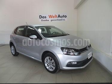 Foto venta Auto Seminuevo Volkswagen Polo 1.6L Comfortline 5P (2018) color Plata precio $197,700