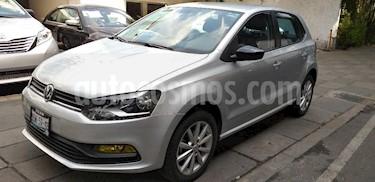 Foto venta Auto usado Volkswagen Polo 1.6L Comfortline 5P (2018) color Plata precio $218,000