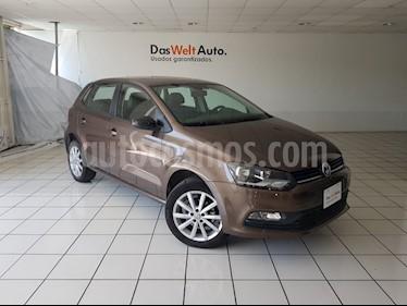 Foto venta Auto usado Volkswagen Polo 1.6L Comfortline 5P (2018) color Marron precio $244,900