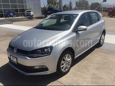Foto venta Auto usado Volkswagen Polo 1.6L Comfortline 5P (2018) color Plata precio $215,000