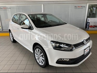Foto venta Auto usado Volkswagen Polo 1.6L Comfortline 5P (2019) color Blanco precio $219,900