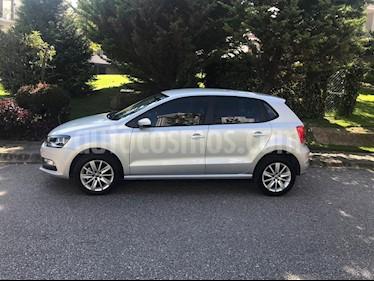 Foto venta Auto Seminuevo Volkswagen Polo 1.6L Comfortline 5P (2018) color Plata precio $177,100