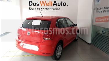 Foto venta Auto Seminuevo Volkswagen Polo 1.6L Comfortline 5P (2018) color Rojo