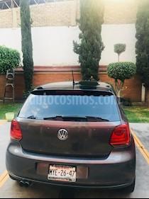 Volkswagen Polo 1.6L Comfortline 5P usado (2013) color Gris precio $112,500