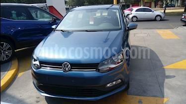 Foto venta Auto usado Volkswagen Polo 1.6L Comfortline 5P (2018) color Azul Metalizado precio $194,990