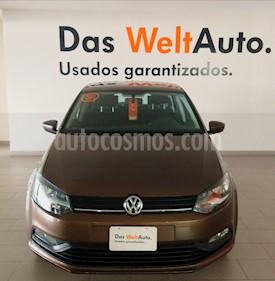 Foto Volkswagen Polo 1.6L Comfortline 5P usado (2019) color Marron precio $224,881
