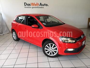 Foto venta Auto usado Volkswagen Polo 2.0L Comfortline 4P (2019) color Rojo precio $214,900