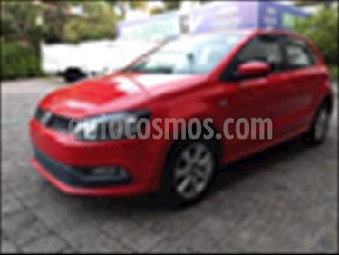 Foto Volkswagen Polo 5P L4 1.6 MAN usado (2015) color Rojo precio $169,000