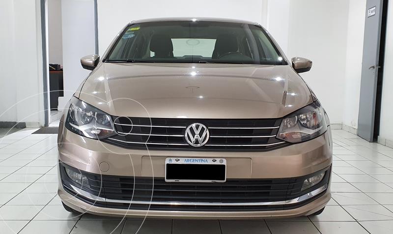 Foto Volkswagen Polo Comfortline usado (2015) color Bronce precio $1.420.000