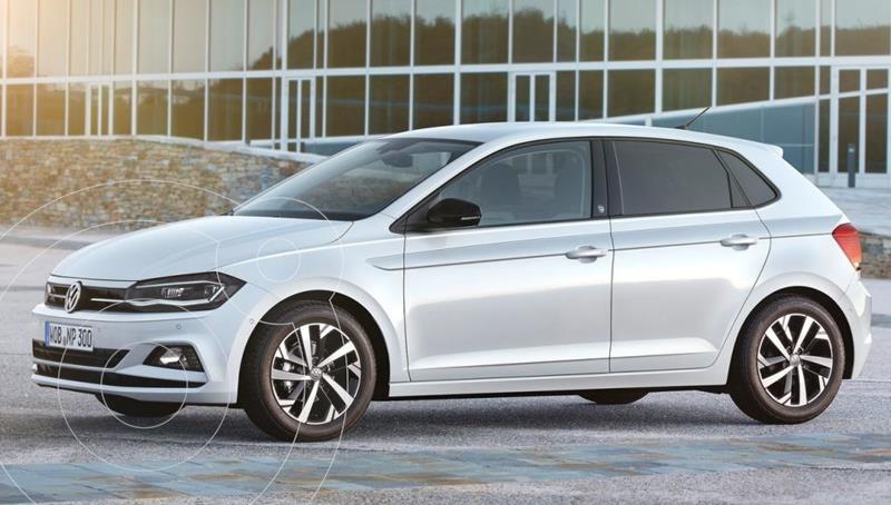 Volkswagen Polo 1.6  Confortline usado (2017) color Gris precio $998.000