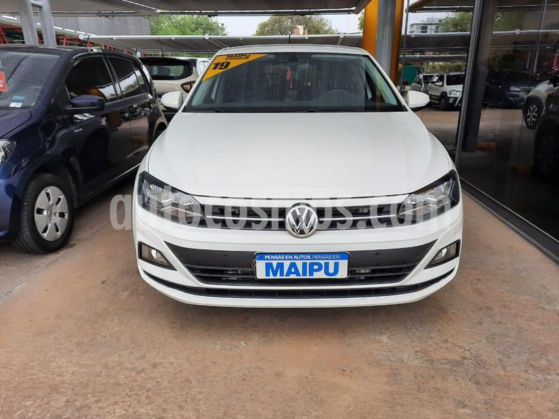Volkswagen Polo Classic 1.6 Mi Full usado (2019) color Blanco precio $1.650.000