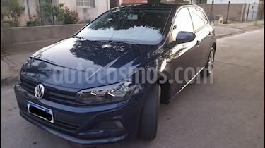Volkswagen Polo Classic 1.6 Trendline usado (2018) color Azul precio $740.000