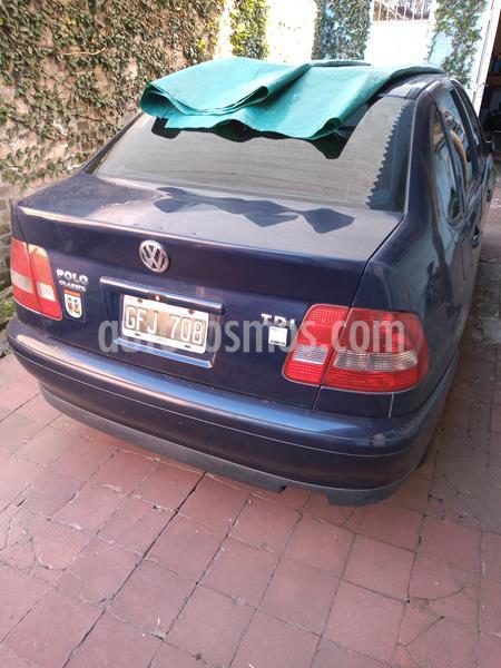 Volkswagen Polo Classic 1.9 TDi Highline Plus usado (2007) color Azul precio $310.000