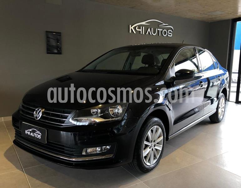 Volkswagen Polo Comfortline usado (2018) color Negro precio $1.290.000