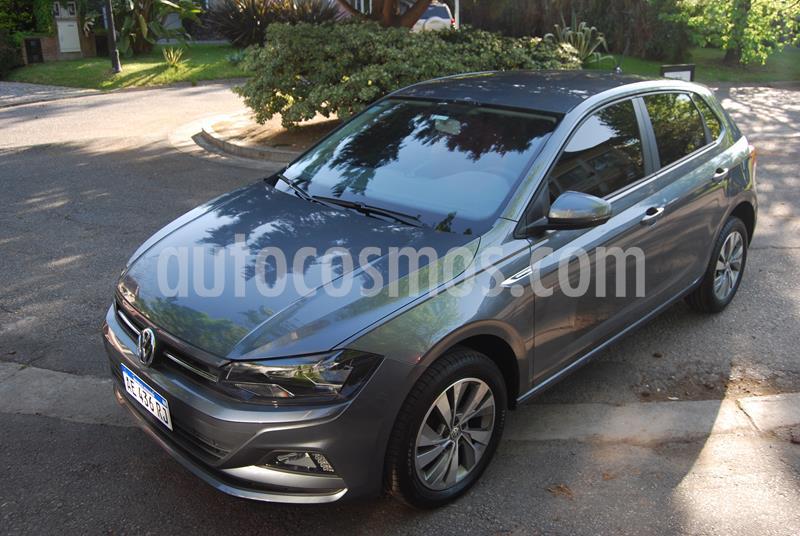 Volkswagen Polo Comfortline usado (2020) color Gris precio $1.350.000