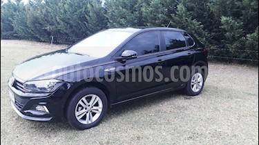 Volkswagen Polo Comfortline usado (2018) color Negro precio $860.000