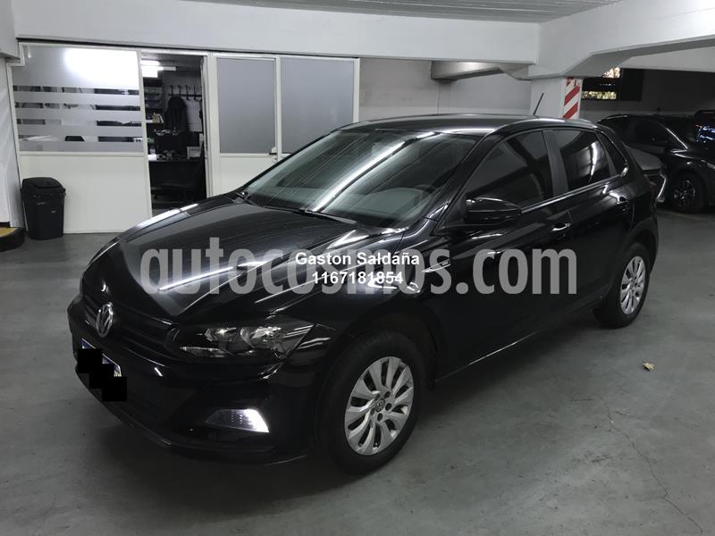 Volkswagen Polo Classic 1.6 Trendline usado (2018) color Negro precio $815.000