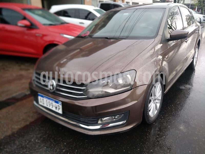 Volkswagen Polo Comfortline usado (2018) color Marron precio $910.000