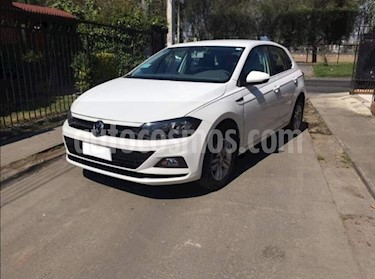Volkswagen Polo  1.6L MSI Comfortline  usado (2018) color Blanco precio $7.600.000