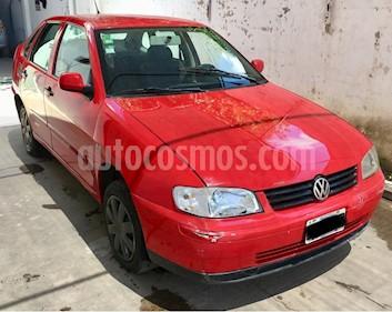 Foto venta Auto usado Volkswagen Polo Classic 1.6 Format GNC (2005) color Rojo precio $125.000