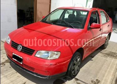 Volkswagen Polo Classic 1.6 Format GNC usado (2005) color Rojo precio $130.000