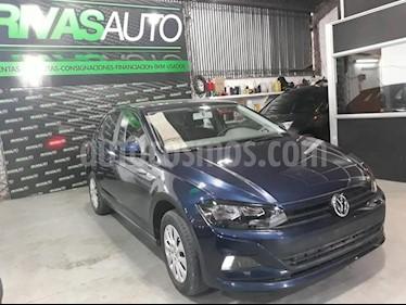 Foto venta Auto usado Volkswagen Polo Classic 1.6 Mi Ac (2019) color Gris Oscuro precio $594.997