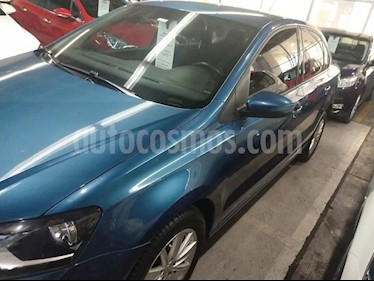Foto Volkswagen Polo Classic 1.6 Trendline usado (2017) color Azul precio $605.000