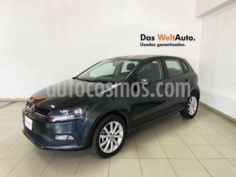 Foto Volkswagen Polo Disign & Sound Tiptronic usado (2019) color Gris precio $214,758