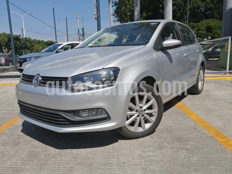 Volkswagen Polo 1.6L Comfortline 5P usado (2020) color Plata precio $235,000