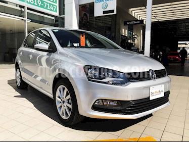 Volkswagen Polo 1.6L Comfortline 5P usado (2020) color Plata precio $225,000