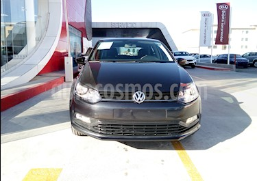 Volkswagen Polo 1.6L Comfortline 5P usado (2018) color Gris precio $205,000