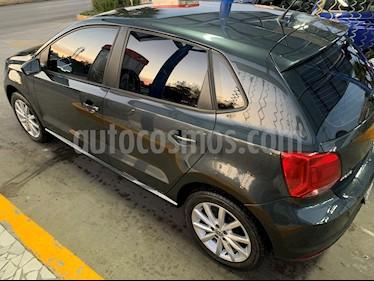Volkswagen Polo 1.6L Comfortline 5P usado (2019) color Gris precio $220,000