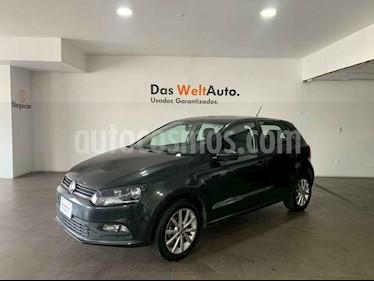 Volkswagen Polo 1.6L Base 4P usado (2019) color Gris precio $224,699