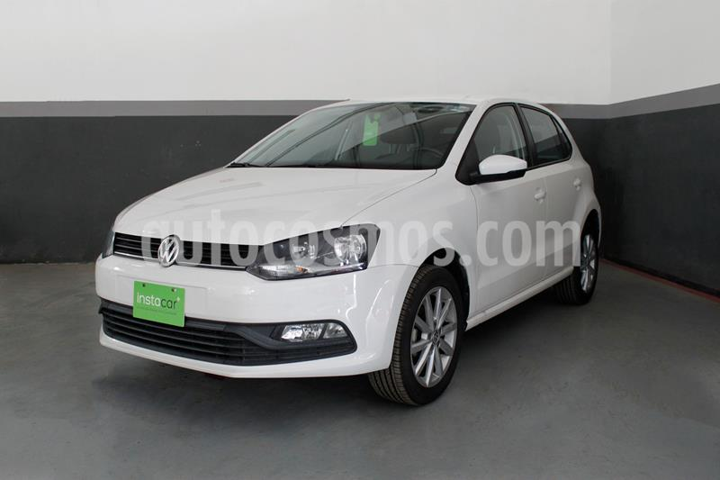 Volkswagen Polo 1.6L Base 4P usado (2019) color Blanco precio $214,796