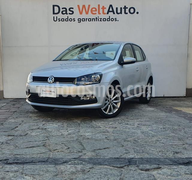 Volkswagen Polo 1.6L Base 4P usado (2019) color Plata Dorado precio $212,000