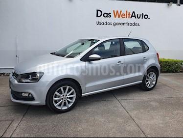 Volkswagen Polo 1.6L Comfortline 5P usado (2020) color Plata precio $229,900